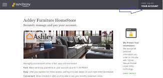 Ashley Furniture Bill Pay west r21
