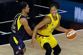 Candace Parker Wants You to Know She's ...