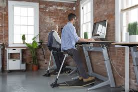 image of locus chair for standing desk