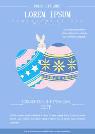 Holiday Flyers Templates Free Easter Holiday Flyer Free Easter Holiday Flyer Templates