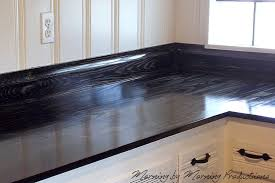 diy kitchen countertop ideas kitchens natural and cozy warm impressive on wood kitchen countertops diy