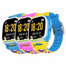 QQ watch PQ708 Đồng hồ thông minh định vị trẻ em GPS gọi 2 chiều