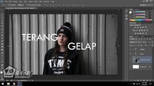 Cara Membuat Efek Lighting Di Photoshop Cara Membuat Efek Lighting Seperti Foto Studio Di Photoshop