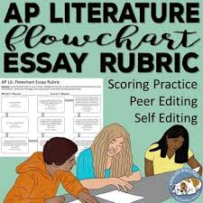 ap english literature and composition flowchart essay rubric this  ap english literature and composition flowchart essay rubric this rubric helped my students understand how to