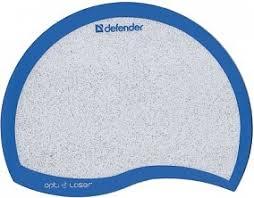 <b>Коврик</b> для мыши <b>Defender Ergo</b> opti-laser Blue (50513) - купить в ...