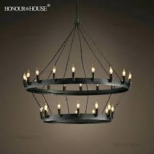 wrought iron chandeliers rustic source rustic iron chandelier page rectangular drum shade chandelier bubble