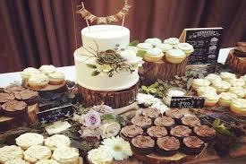 1514336926 Rustic Vintage Wedding Dessert Table Decoration Ideas