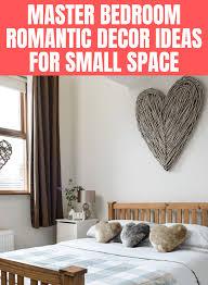 12 romantic master bedroom décor ideas