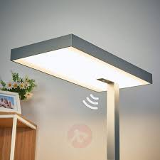 office lamp. Office LED Floor Lamp Nora With Motion Detector T