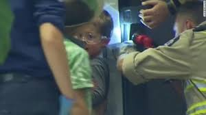 Child In Vending Machine Awesome Boy Gets Stuck In First Vending Machine He's Ever Seen CNN
