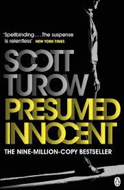 Presumed Innocent Book Presumed Innocent Scott Turow 24 Amazon Books 1