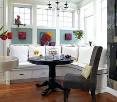 cool small breakfast nook table stunning furniture ideas and chairs9 cool
