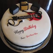 Named Birthday Cakes