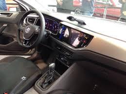 2018 volkswagen virtus. contemporary 2018 novo vw virtus 2018  interior on volkswagen virtus t