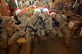 Christmas in Afghanistan: Marine Moms Send Off Gift Packages ...