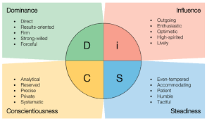 Disc Chart Everything Disc Mdr Coaching Consulting Inc