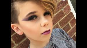 this 10 year old british boy is a makeup savant