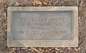 WEAVER (VETERAN PGW), MICHAEL TODD - Benton County, Arkansas | MICHAEL TODD  WEAVER (VETERAN PGW) - Arkansas Gravestone