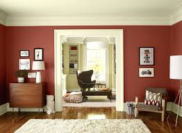 Full Size Of Living Roominterior White Ceiling Ixed Red Painted Room Wall  Combined Withroasted Paint For