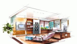 astounding bedroom interior design sketches 25 in decor with interior design sketches o27 interior