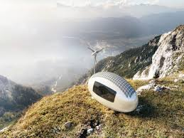 Pod Home This Self Powered Eco Friendly Tiny House Lets You Dwell Anywhere