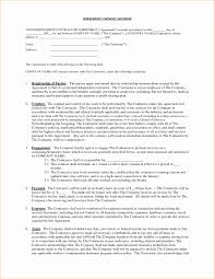 independent contract template entertainment contract template new sample independent contractor