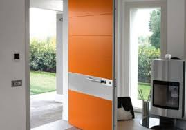 image of modern exterior doors color
