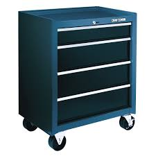 Craftsman 6 Drawer Rolling Cabinet Tool Chests Roller Cabinets Tool Holders Storage Ace Hardware