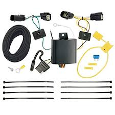 amazon com draw tite tow harness t connector trailer wiring harness draw tite tow harness t connector trailer wiring harness 2015 2018 ford transit