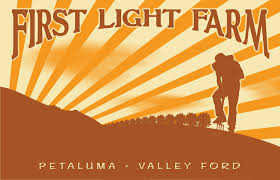 Sonoma County Graphic Design A Recent Logo Project For First Light Farm A Biodynamic