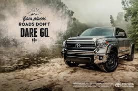 Gulf States Toyota Tundra Print Dare Adage