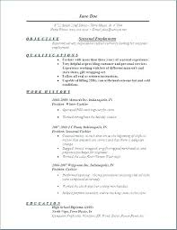 Example Of Resume For A Job Formatting For Resume Job Resume Format ...