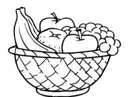 fruit bowl clipart black and white. Beautiful Clipart Fruit Black And White Apple Clipart For Bowl W