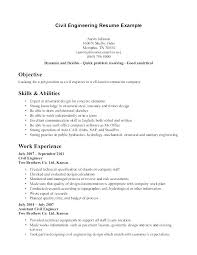 Engineer Resume Examples Fascinating Police Resume Sample Sample Cool Engineering Resume Examples