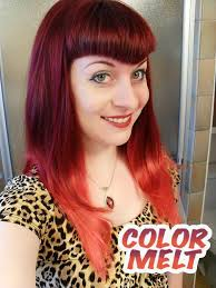 How To Do A Color Melt 9 Steps With Pictures