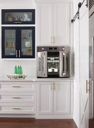 french door wall ovens save space in