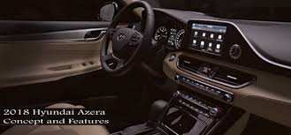 2018 hyundai azera interior.  azera 2018 hyundai azera interior and exterior pictures gallery intended hyundai interior