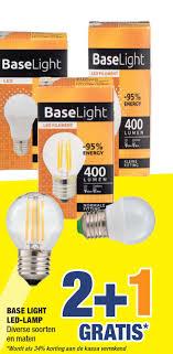 Base Light Led Lamp 21 Gratis Aanbieding Bij Big Bazar