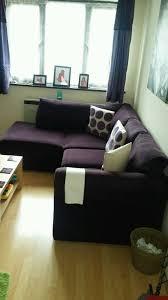 plum corner sofa