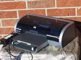 Hp Deskjet 5650 Workgroup Inkjet Printer Ebay