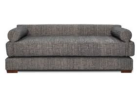 modern daybed.  Daybed Modern Twin Size Padded Daybed Sofa With Low Back And Two Bolsters A  Gallery Of In