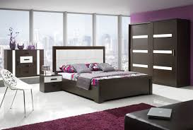 bedroom design furniture. Full Size Of Contemporary Bedroom Furniture Wooden Couch And White Headboard Also Mattress Purple Design U