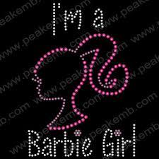 Rhinestone Patterns Extraordinary 48pcsLot Free DHL Shipping Barbie Girl Wholesale Hotfix Rhinestone