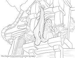 Small Picture Disneys Tangled Coloring Pages Sheet Free Disney Printable