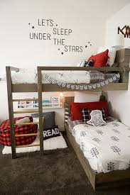 Kids Bed Reading Nook Ideas