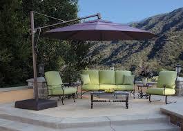 treasure garden obravia free standing umbrellas for patio inspirational at treasure garden