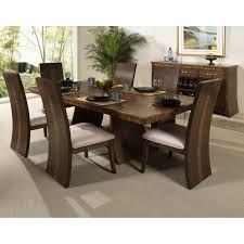 moe  piece dining set  dining sets milan and  piece dining set