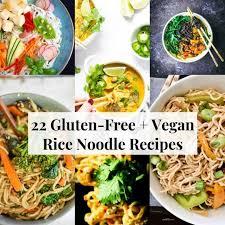 22 gluten free vegan rice noodle