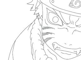 Naruto Coloring Pages Easy Hd Vs Sasuke Collection Of Printable