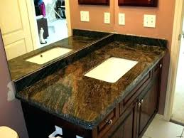granite countertops cost per square foot installed how much for granite per square foot and granite